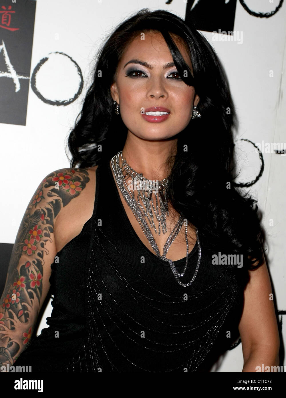 Tera Patrick Celebrates Her Birthday At TAO Nightclub
