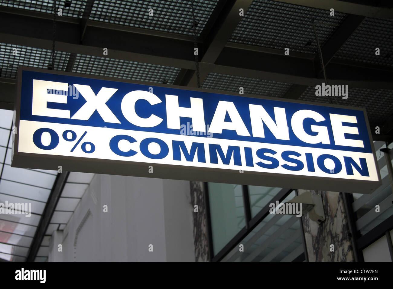 Bureau de change exchange stock photos & bureau de change exchange