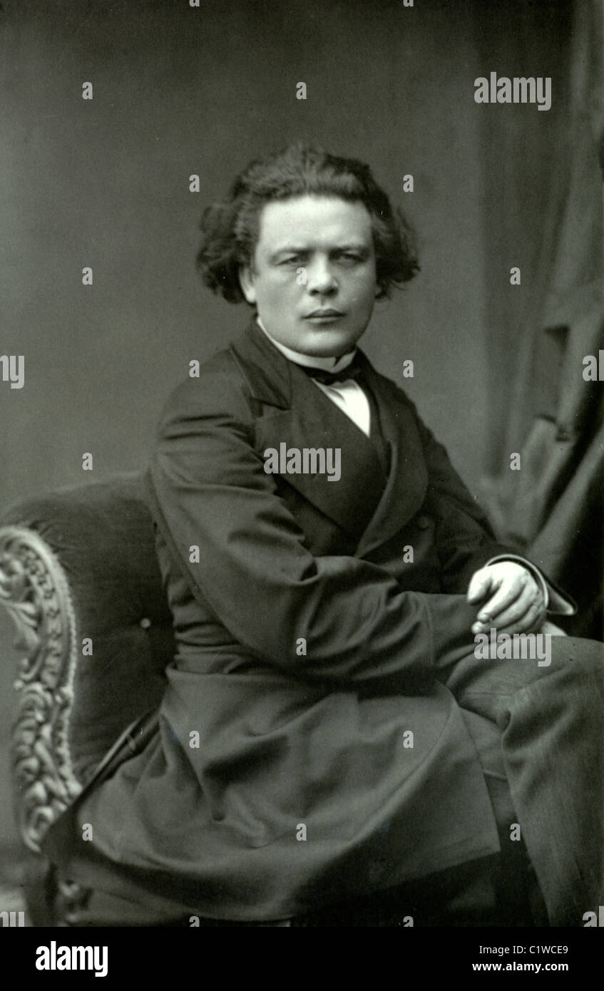 Pianist Anton Rubinstein: biography, students 62