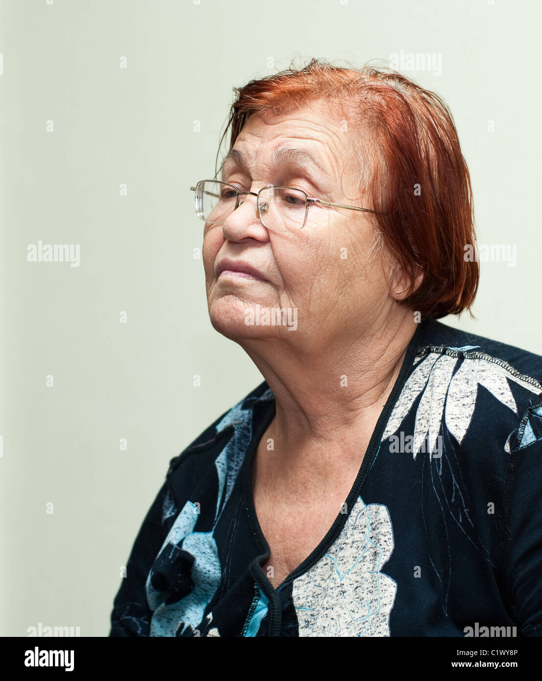 cb6c60a0d3 Old Russian Woman Stock Photos   Old Russian Woman Stock Images - Alamy