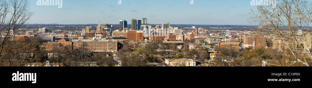 Birmingham, Alabama - Stock Image