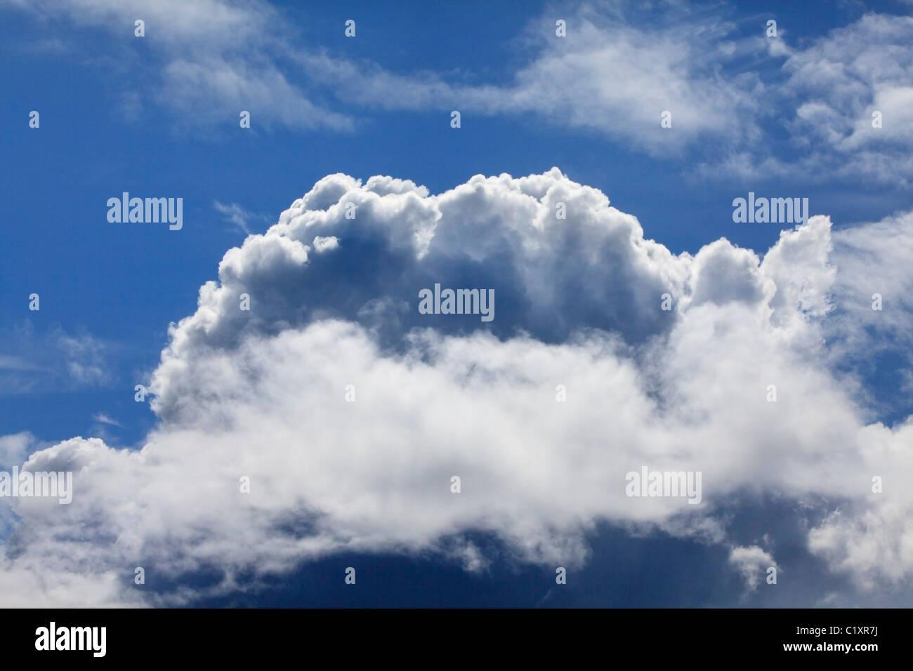 Cumulus cloud - Stock Image