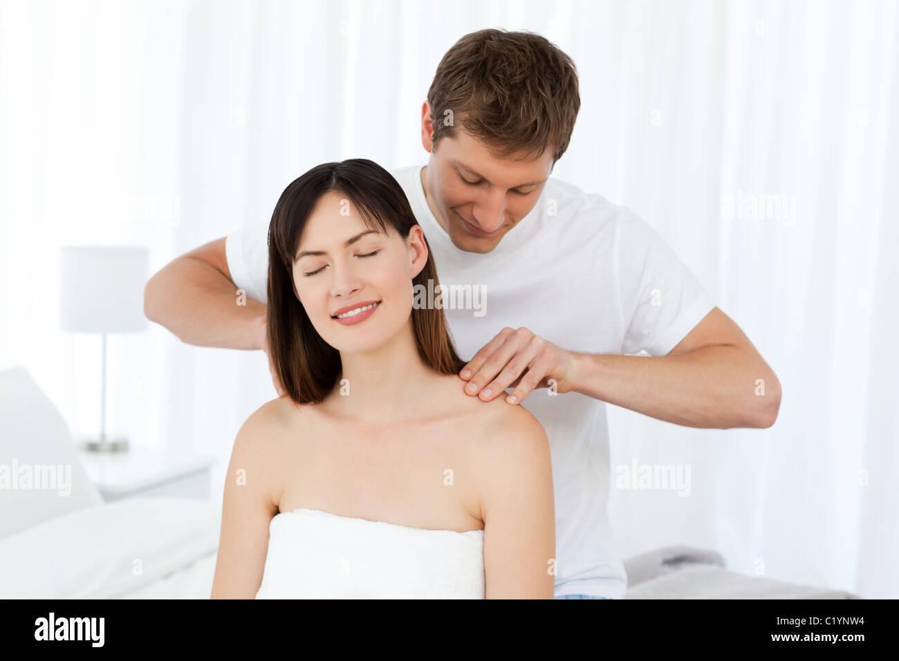 wife masseur