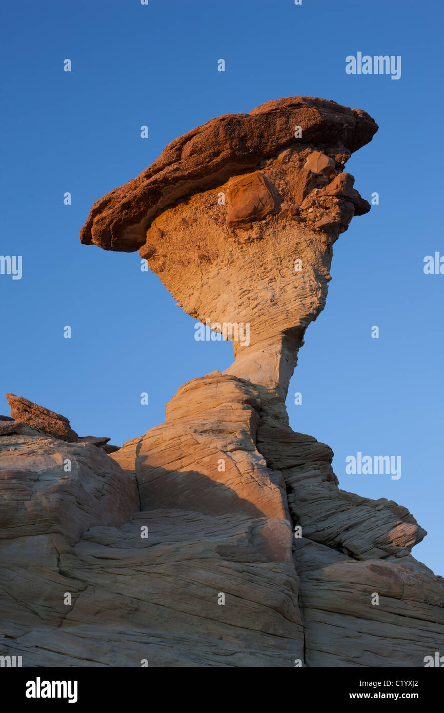 Hoodoo Rocks Defying The Laws Of Gravity Are Aplenty On The