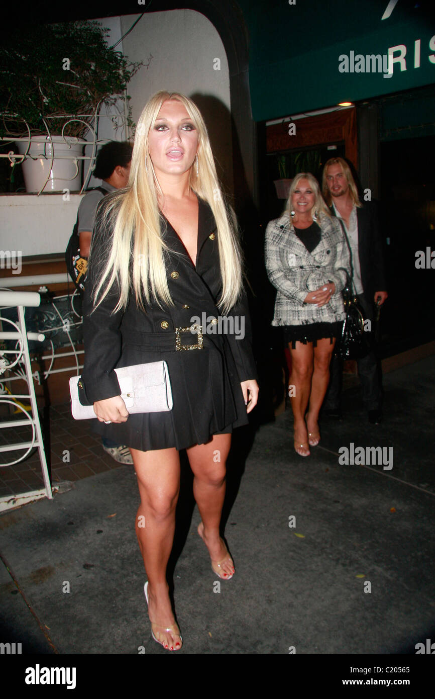 Brooke Hogan Boyfriend Black