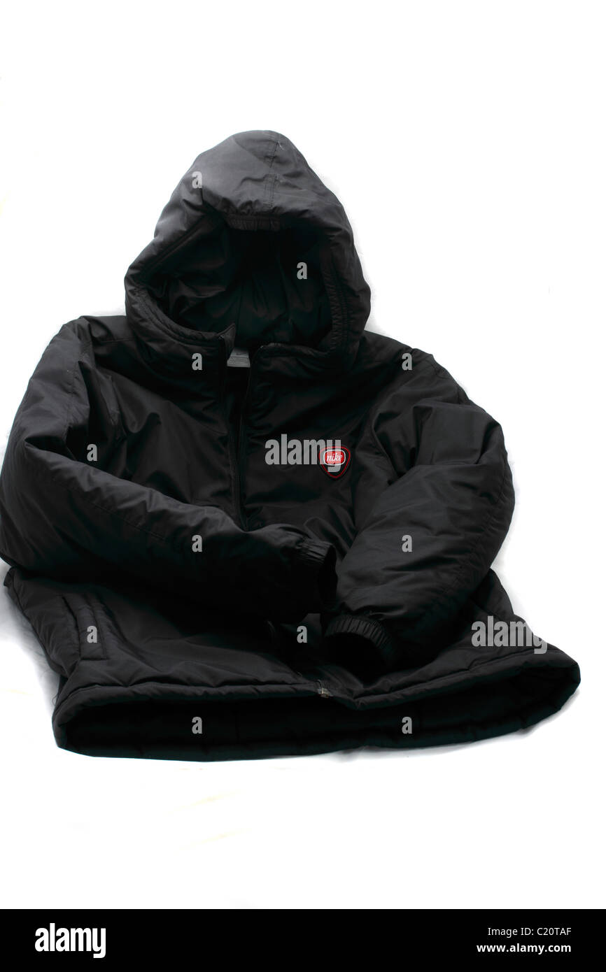 Nike Black Winter Coat Age 12 13 Stock Photo 35669159 Alamy