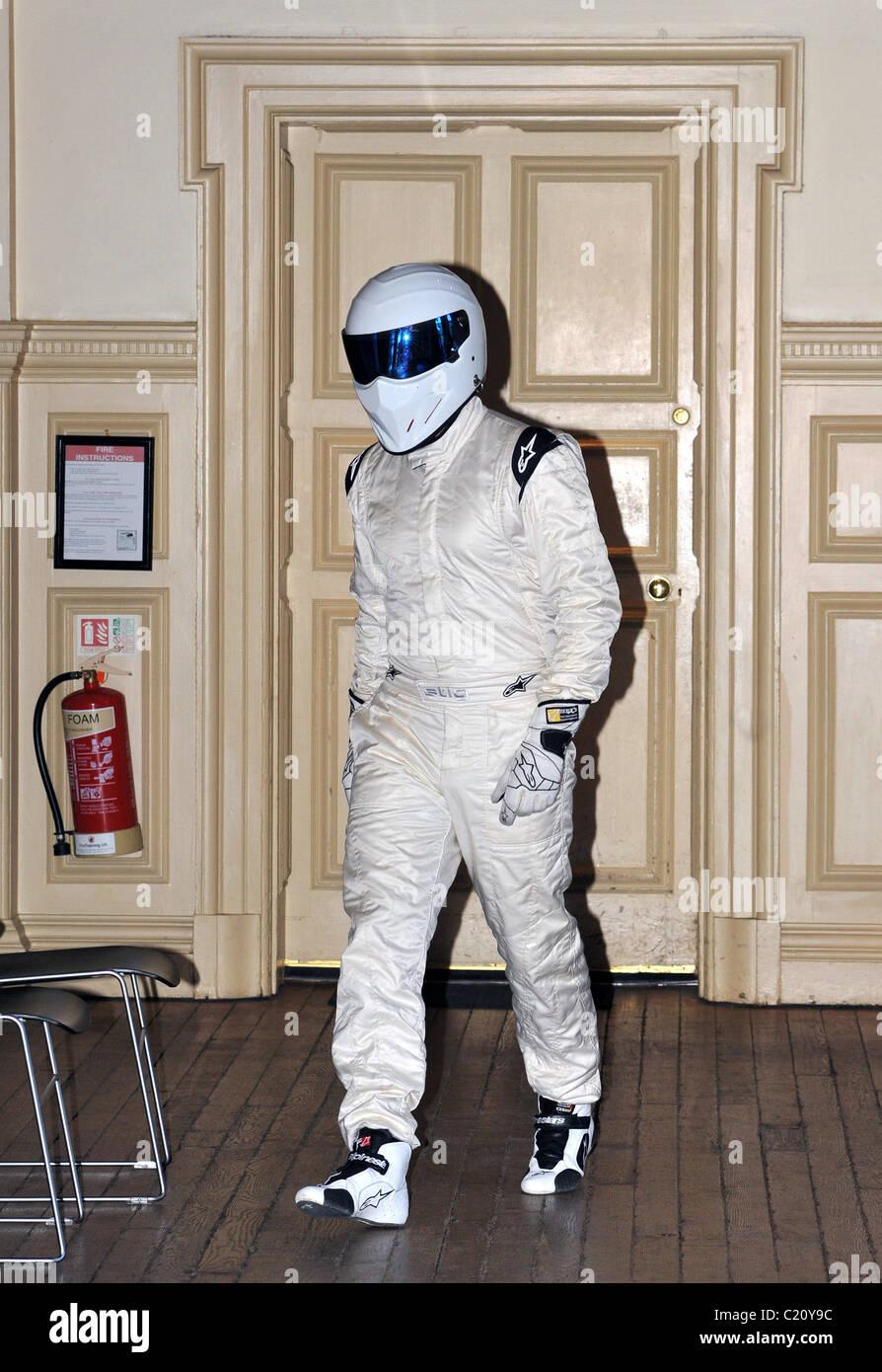 The Stig Top Gear Costume