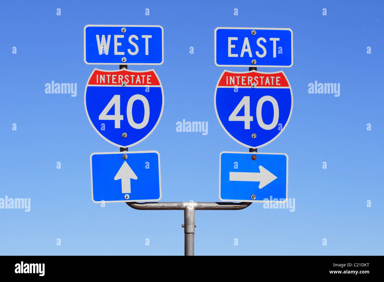 Interstate 40 Stock Photos & Interstate 40 Stock Images - Alamy
