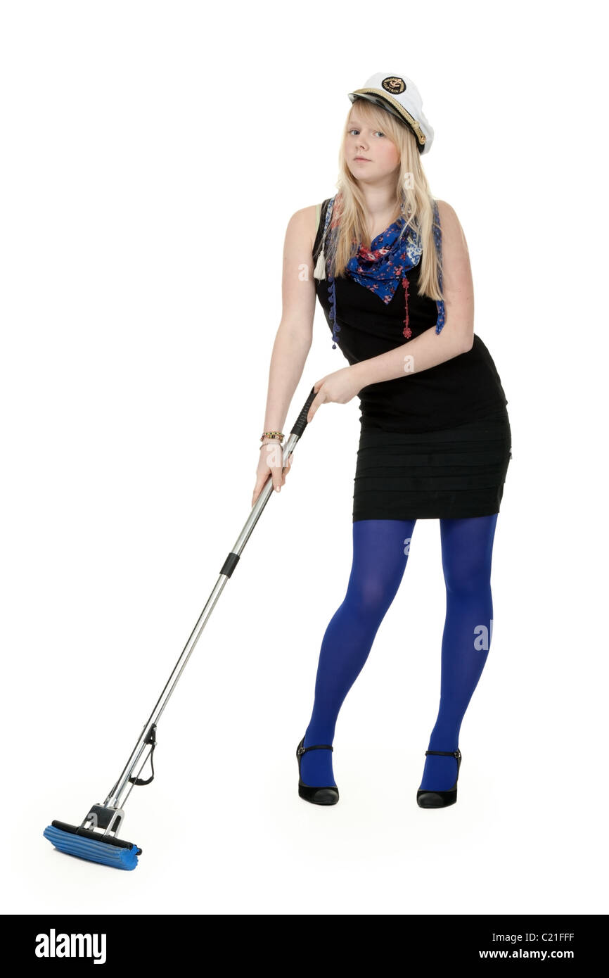 Mop Vacuum Cleaner Stock Photos Amp Mop Vacuum Cleaner Stock