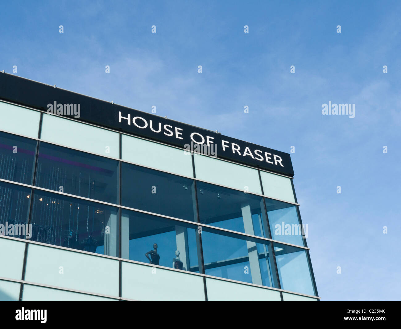 House of Fraser department store Westfield Shepherds Bush London UK ... df12a22e3