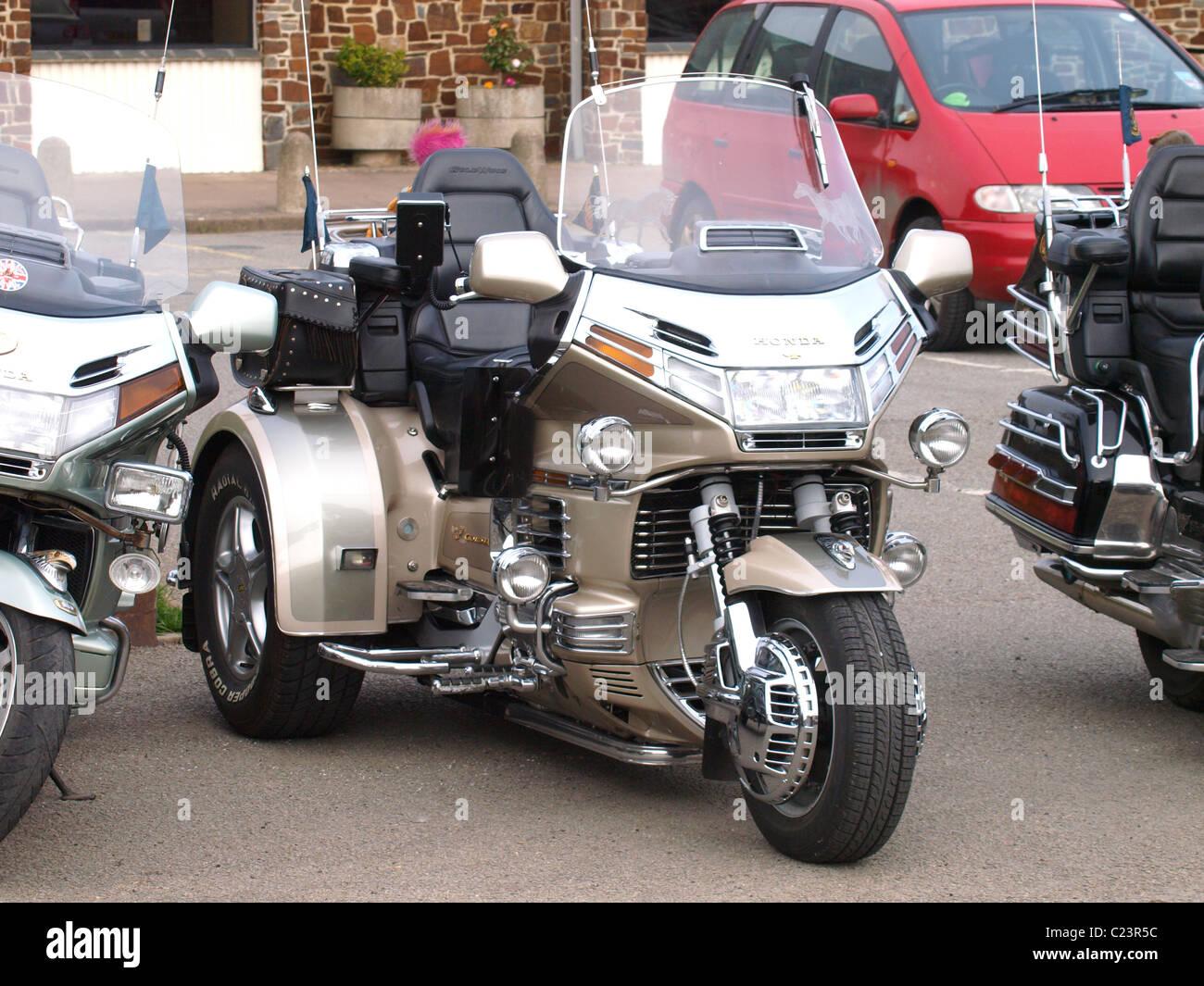Honda Trike Stock Photos & Honda Trike Stock Images - Alamy