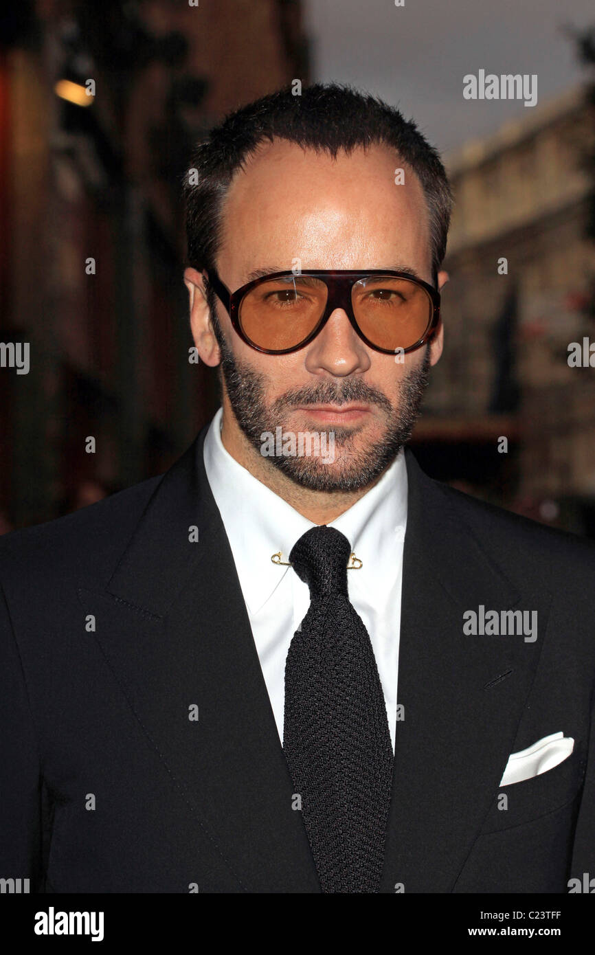 efb6abfe4a66 Tom Ford Premiere of  A Single Man  Times BFI 53rd London Film Festival at