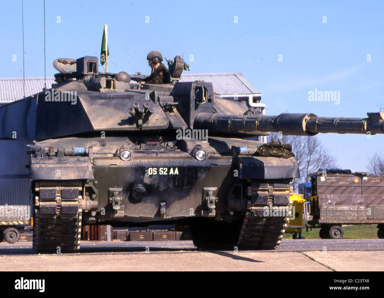 52171954ba90 Challenger 2 is an advanced main battle tank built by BAE Systems Land  Systems