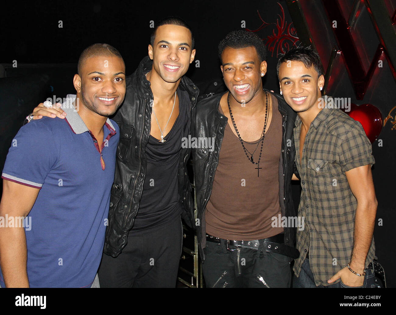 Who is jb from jls dating