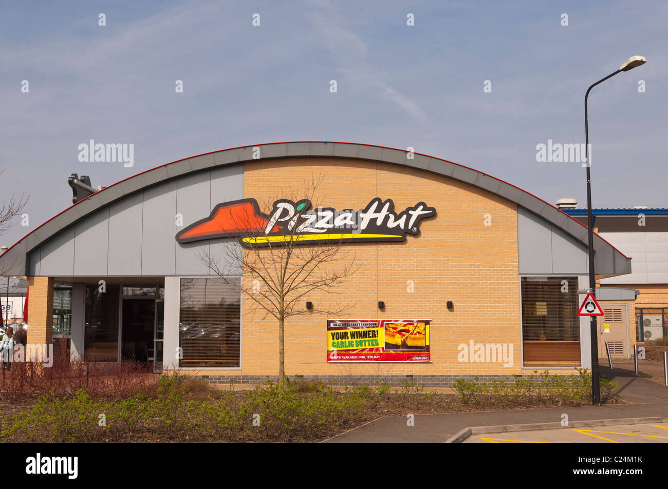 Pizza Hut At Longwater Retail Park In Norwich Norfolk England