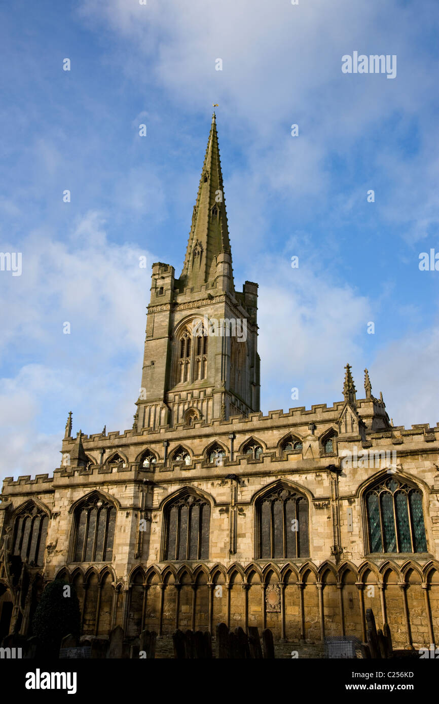 All Saints Church in Red Lion Square - Stock Image