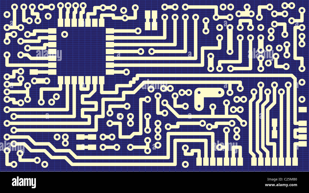 Background for business cards the circuit board illustration background for business cards the circuit board illustration colourmoves