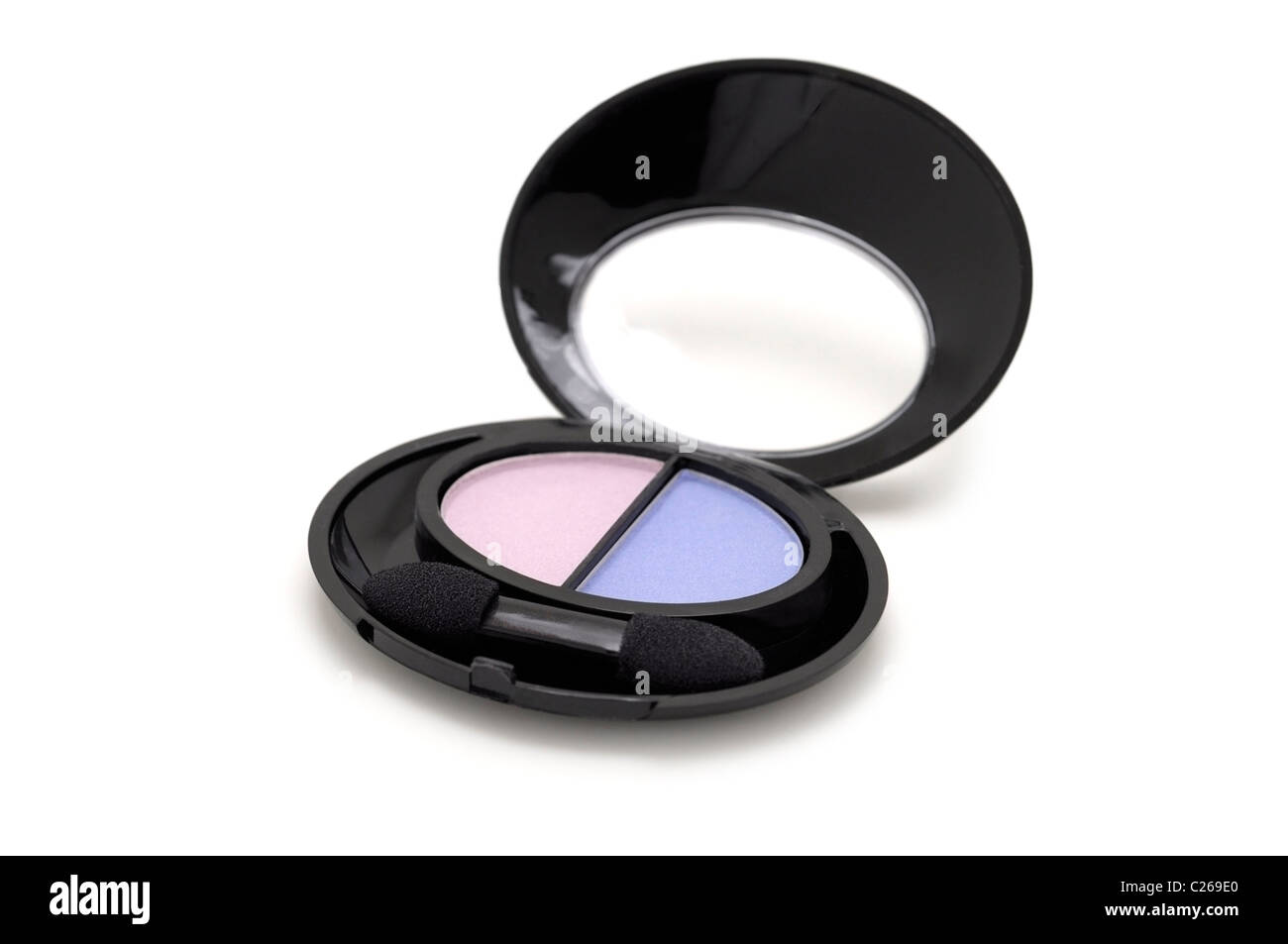 Eyeshadow Compact case - Stock Image