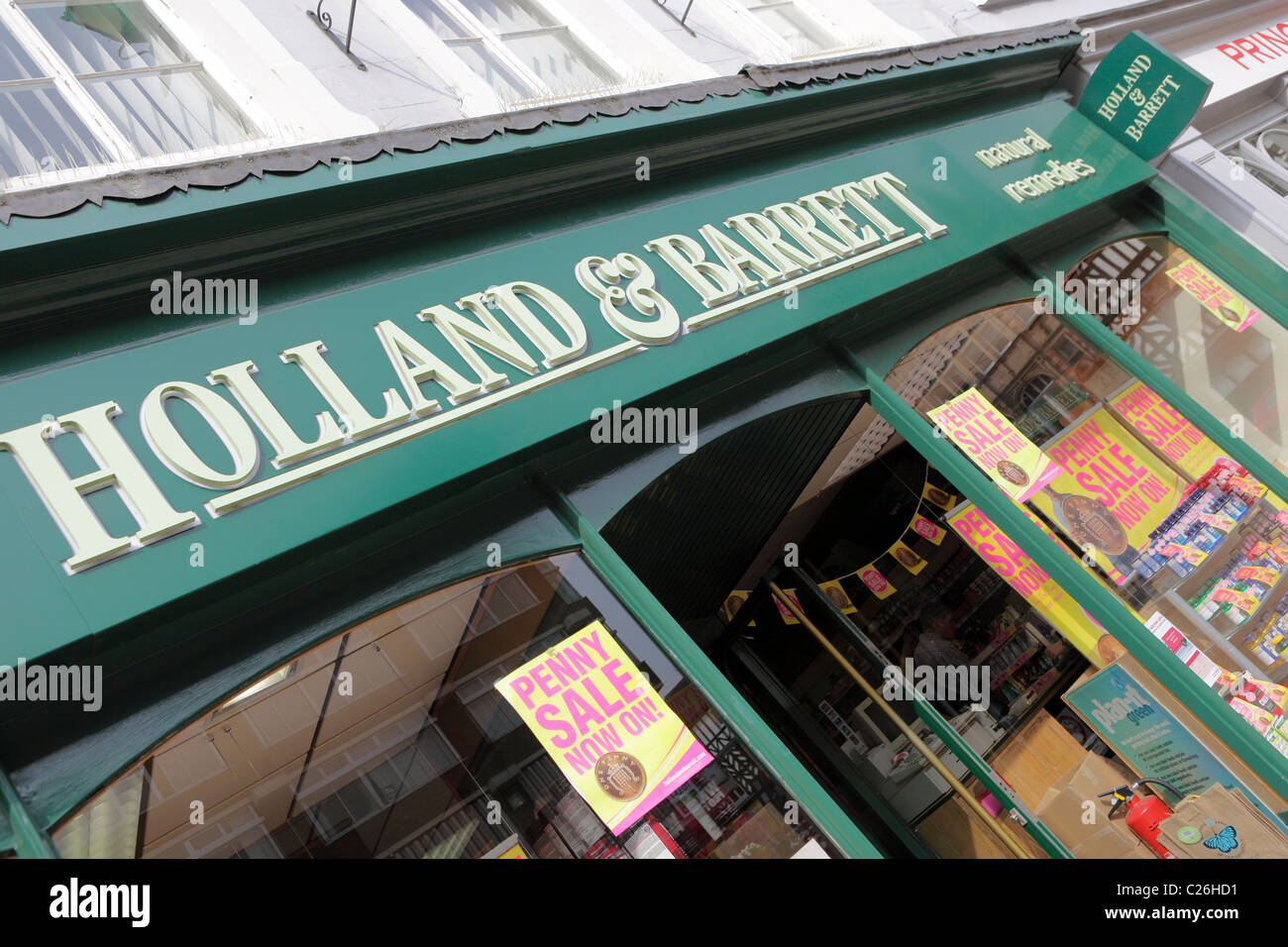 Health Food Stores Stock Photos & Health Food Stores Stock