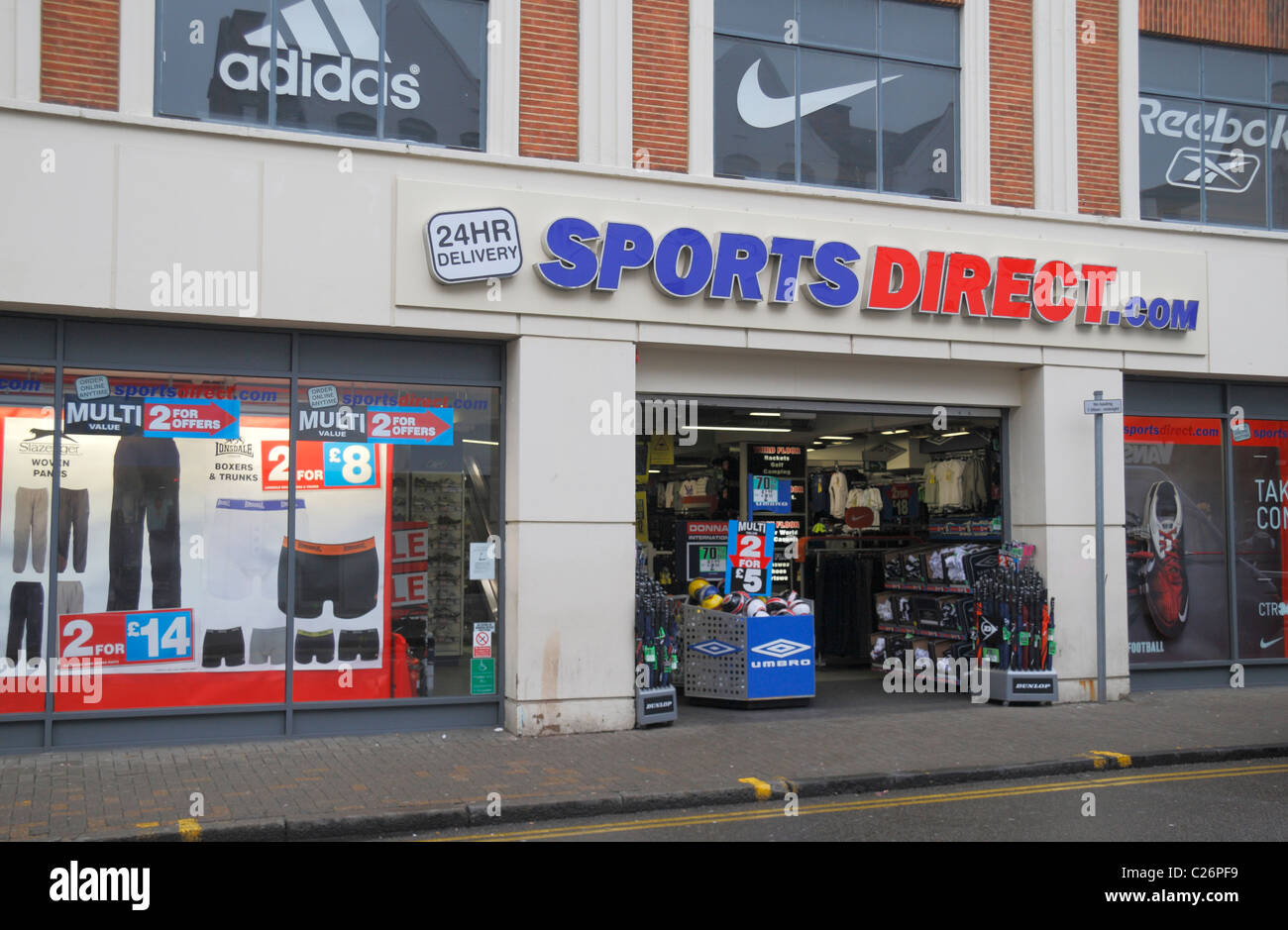 3f400305c400 The Sports Direct.com sports shoe and clothing store in Kingston Upon  Thames
