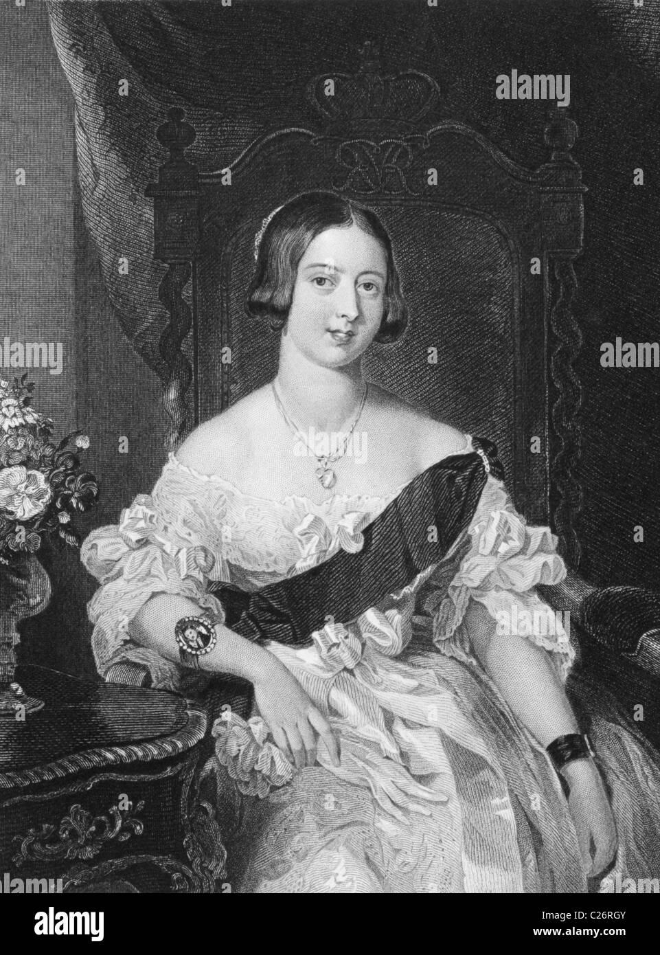 British Queen Victoria Stock Photos & British Queen Victoria