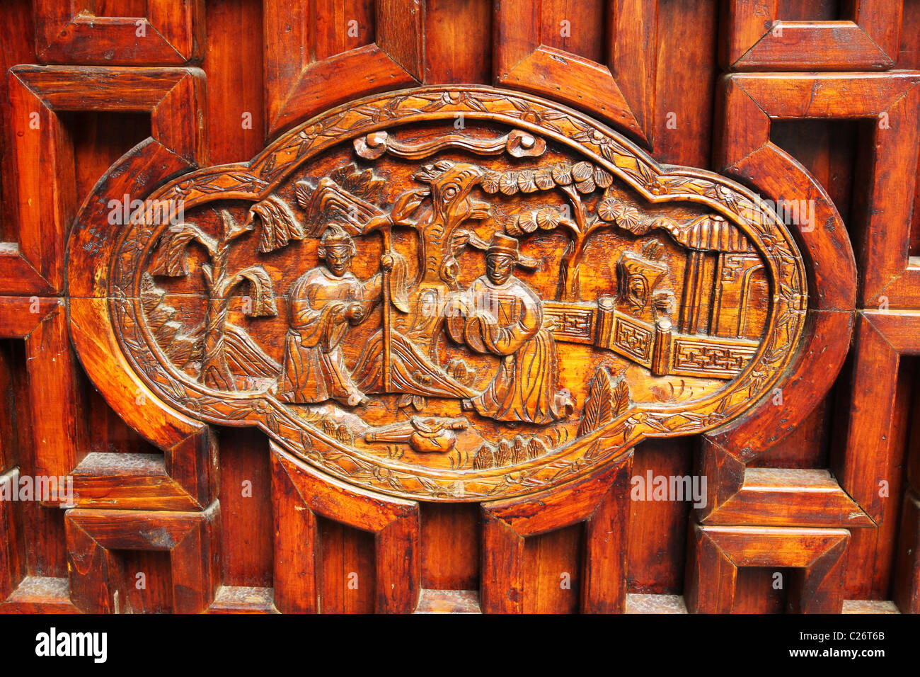 Wood carving patterns stock photos & wood carving patterns stock