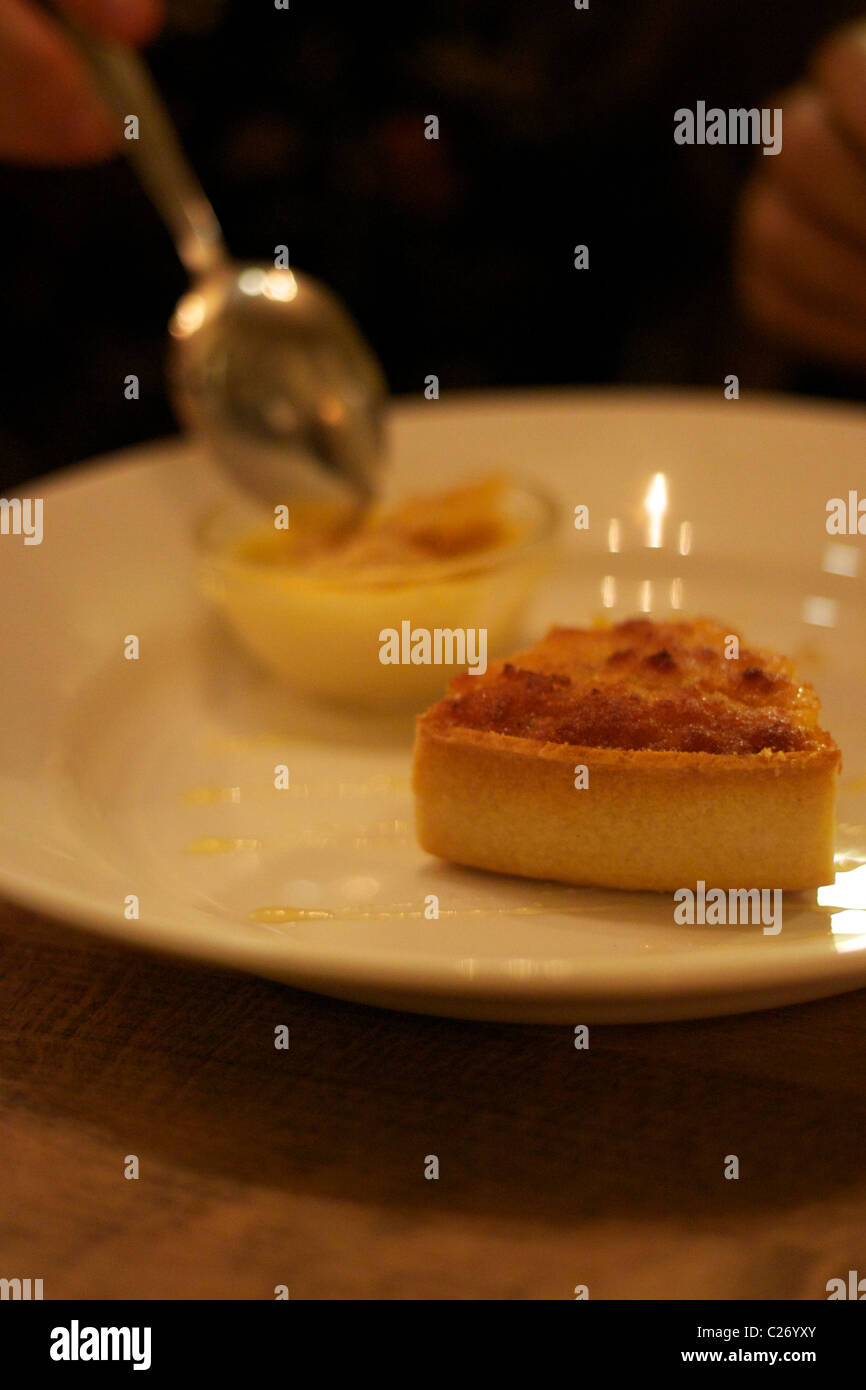 Treacle Tart High Resolution Stock Photography And Images Alamy