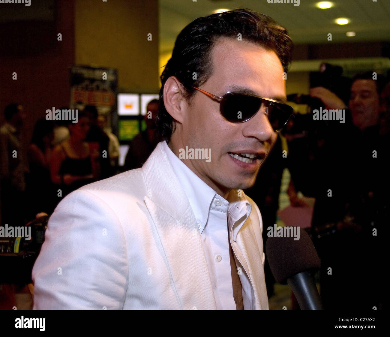 Marc Anthony Carlos Beltran Foundation Gala Held At The
