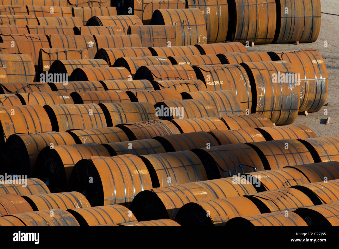 Port of Pasaia, Gipuzkoa, Spain - Stock Image