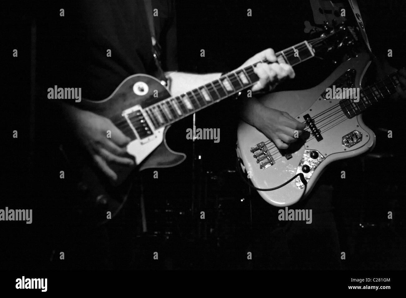 Lead Rhythm Guitar Stock Photos Lead Rhythm Guitar Stock Images