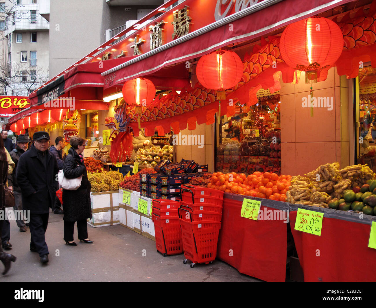 Chinese Food C Store