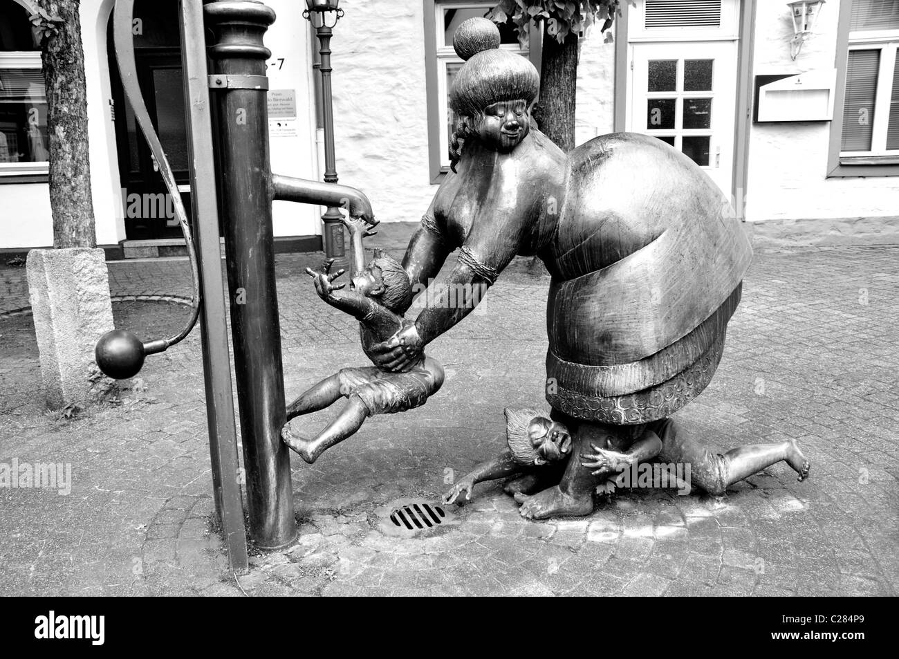 Osnabruck, Germany - Stock Image