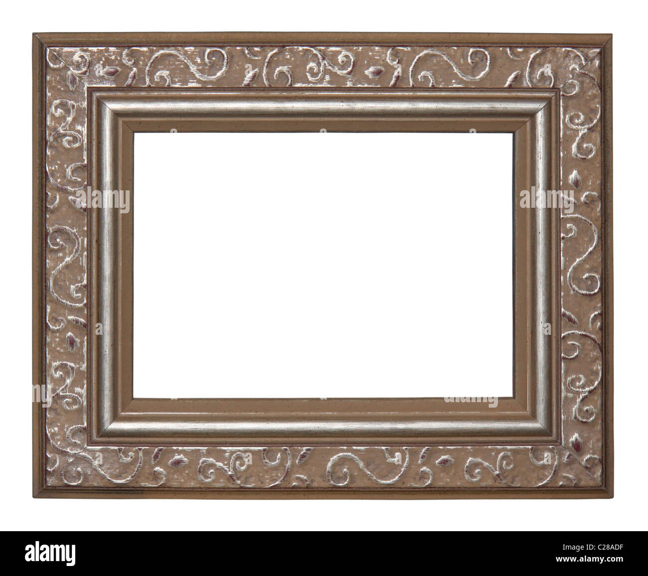 Painting Frame Cut Out Stock Images & Pictures - Alamy