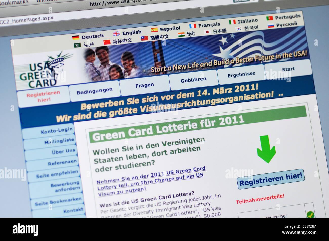 lottery deutsch