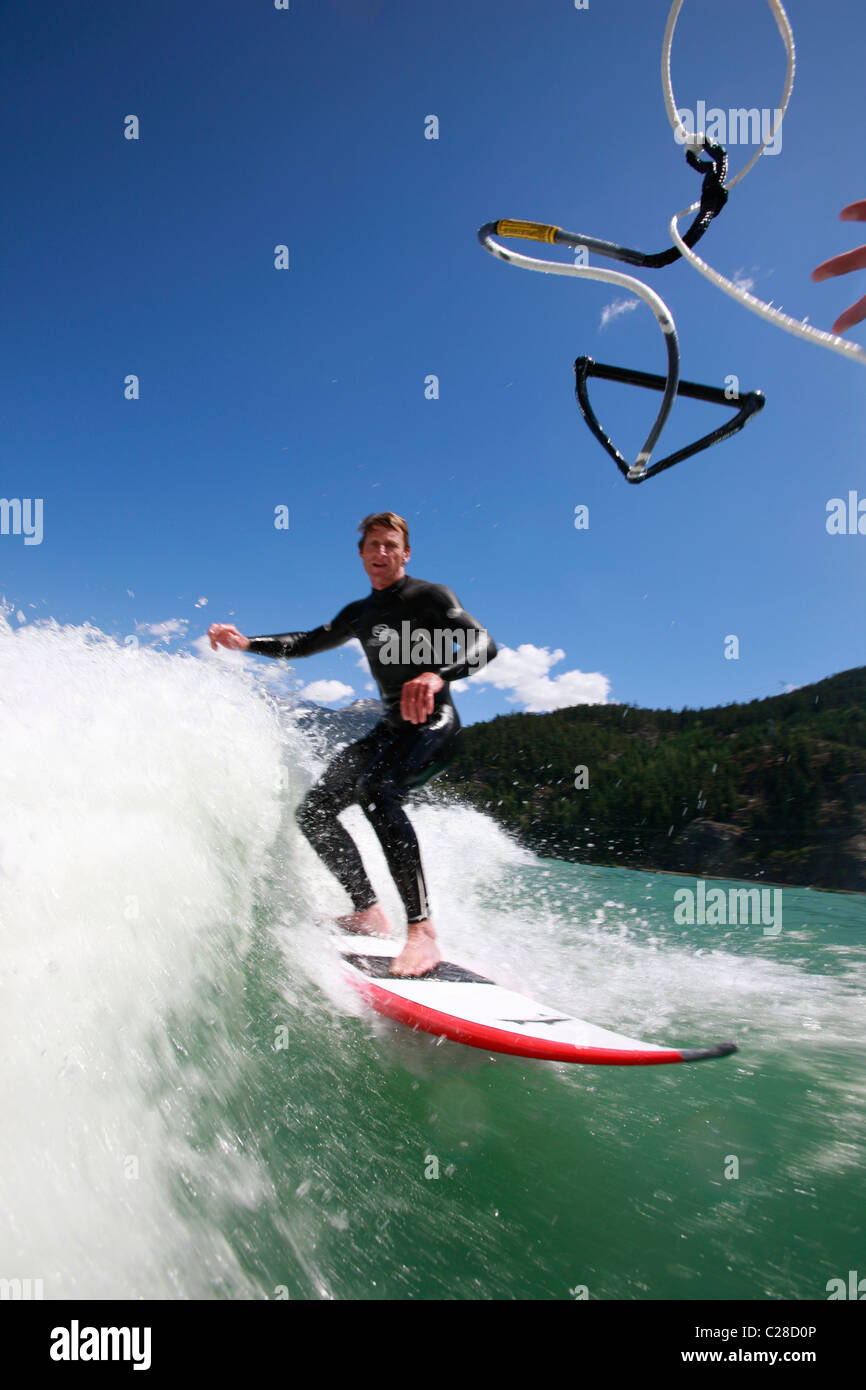 Waveboarding