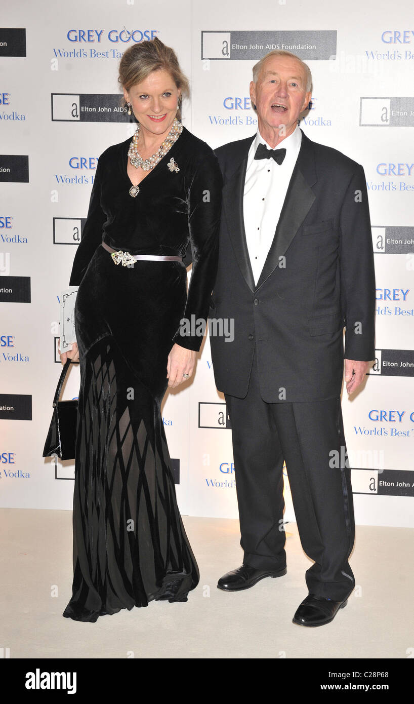 Sir Terence Conran And Wife Grey Goose Character Cocktails