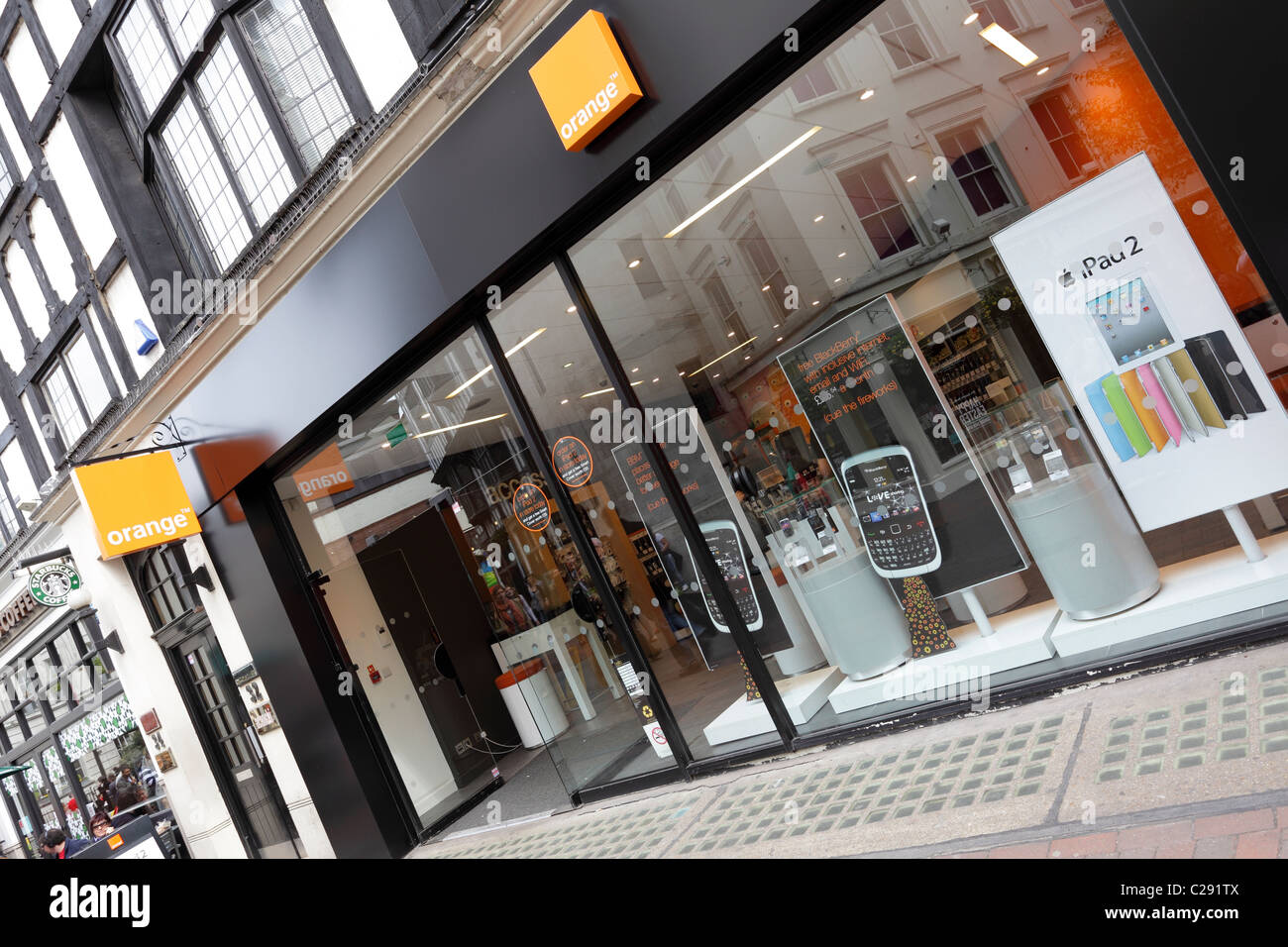 Orange mobile phone store in carnaby street london for Orange mobel