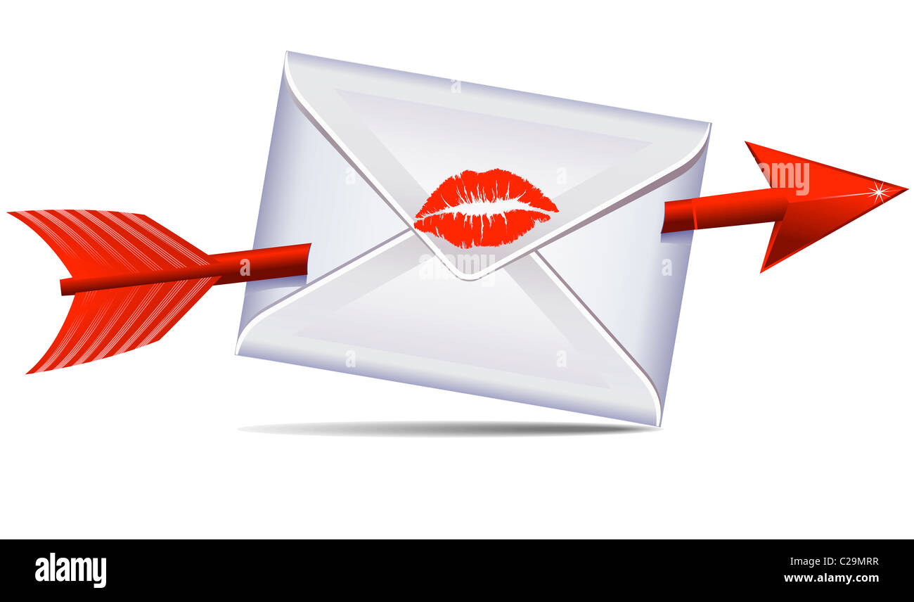Love Letter Sealed With A Kiss