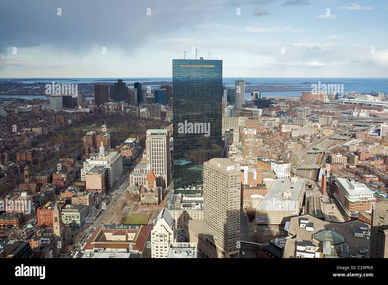 Top Of The Hub Restaurant Boston