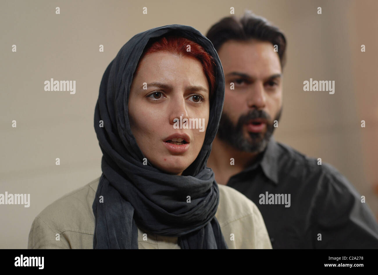 A SEPARATION (2011) JODAEIYE NADER AZ SIMIN (ALT) ASGHAR FARHADI (DIR) 002 MOVIESTORE COLLECTION LTD - Stock Image