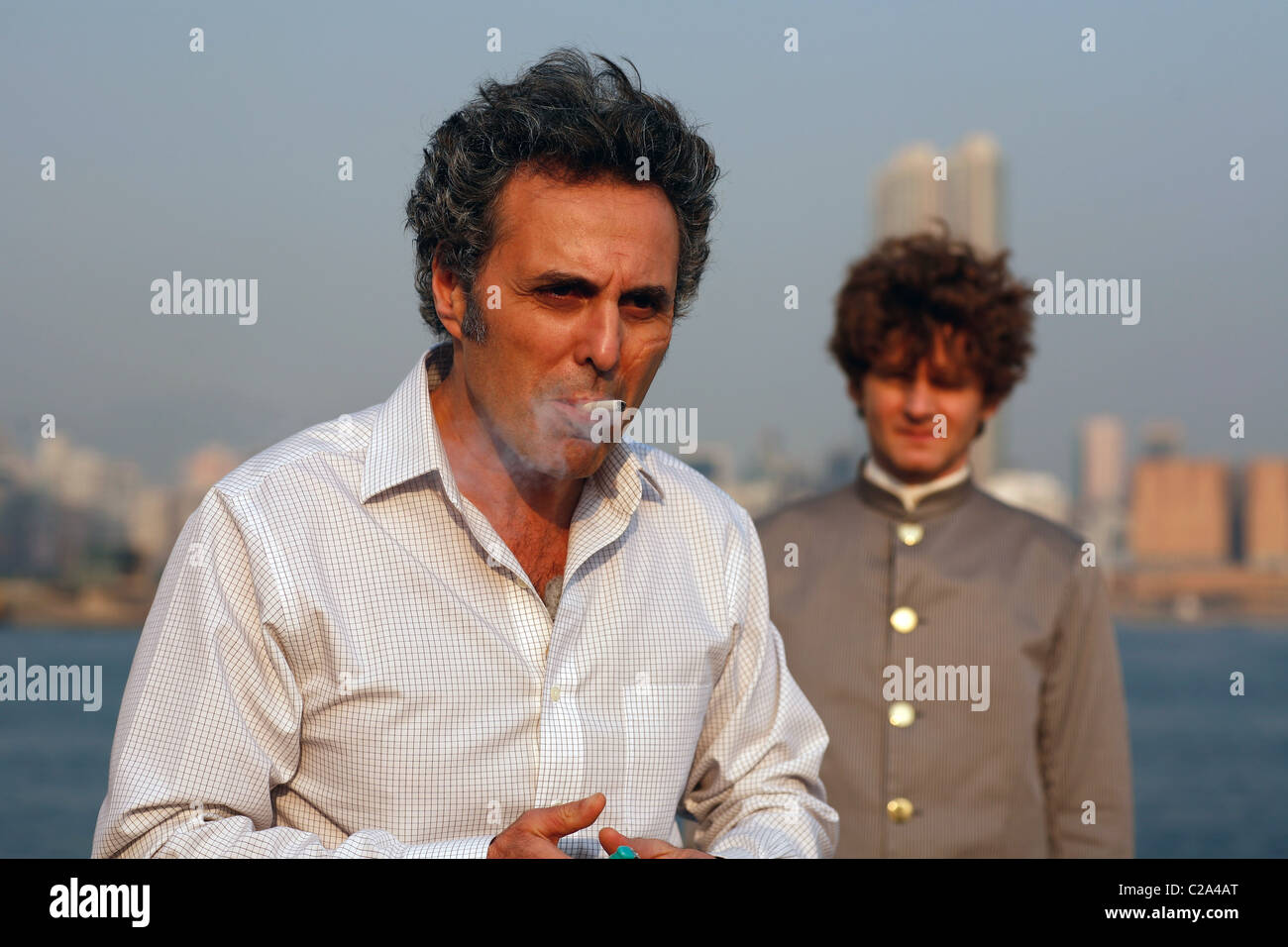 LARGO WINCH (2008) JEROME SALLE (DIR) 003 MOVIESTORE COLLECTION LTD - Stock Image