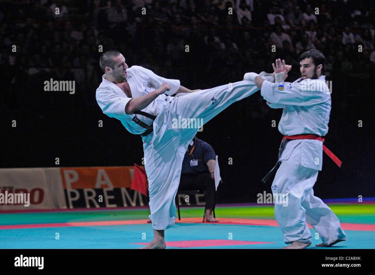 Kyokushinkai Stock Photos & Kyokushinkai Stock Images - Alamy