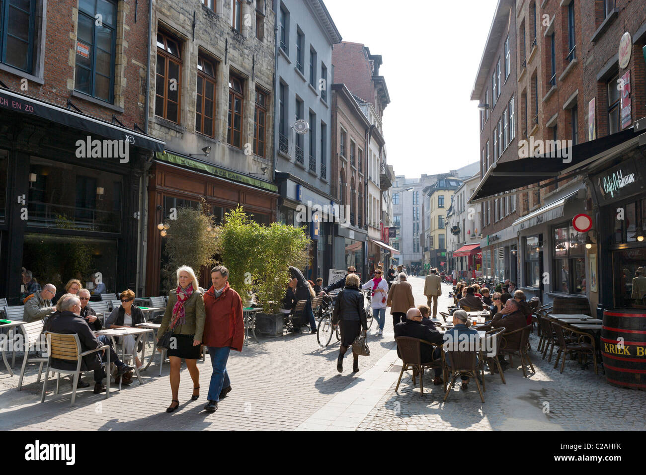 Antwerp City Center High Resolution Stock Photography And Images Alamy
