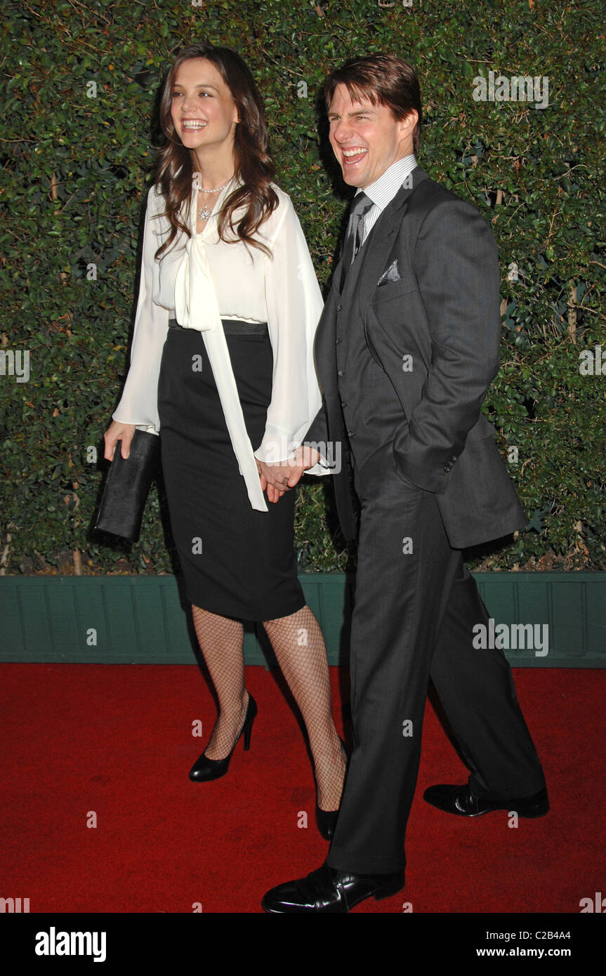 bd3a75397bc0 Tom Cruise and Katie Holmes Mentor LA s Promise Gala held at 20th Century  Fox Studios Los Angeles