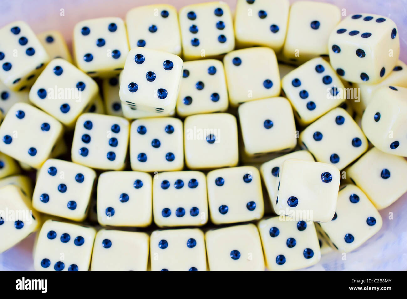 Dices - Stock Image