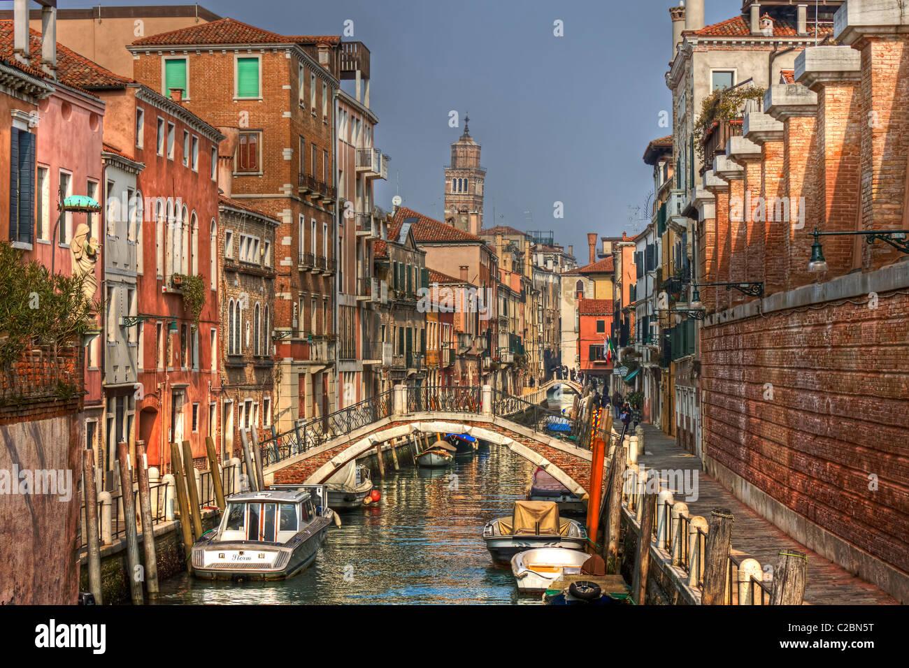 Venezia - Venice - in Italy - Stock Image