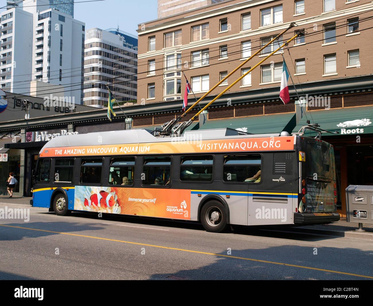 Vancouver translink bus-3148