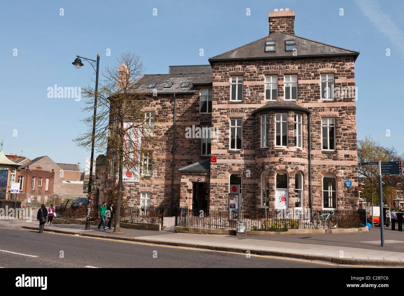 Crescent Arts Centre, Belfast - Stock Image