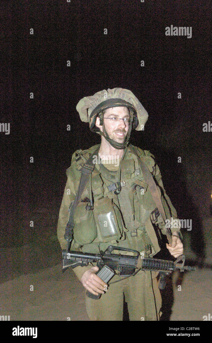 The 2006 'Second Lebanon War' began on July 12, 2006 and concluded on August 14 with a UN brokered cease - Stock Image