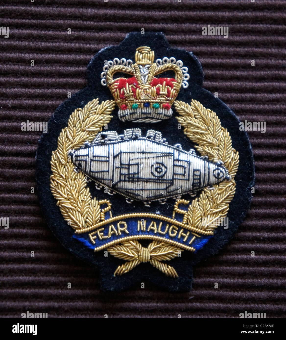 Royal Tank Regiment Stock Photos & Royal Tank Regiment Stock